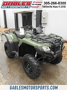 2016 Honda FourTrax Rancher for sale 200358237
